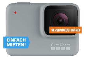 Bild zu GOPRO HERO7 White Action Cam, WLAN, Weiß für 144€ (VG: 184,09€)