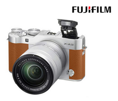Bild zu Fujifilm X-A3 XC Kamera F3.5-5.6 OIS II (16-50mm) camel für 285,90€ (Vergleich: 349€)
