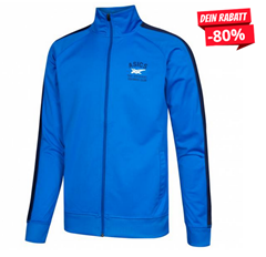 Bild zu SportSpar: ASICS Polywarp Track Top Herren Trainingsjacke für 15,06€