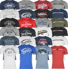 Bild zu Jack & Jones Herren T-Shirts mit Rundhals für 9,50€