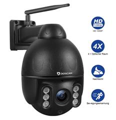 Bild zu Dericam Mini 1080P Outdoor WiFi-Überwachungskamera für 108,79€