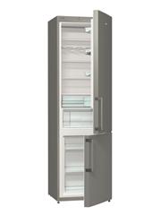 Bild zu Gorenje RK 6202 EX Kühl-Gefrierkombination – 60er Breite, Edelstahl, A++ für 329€
