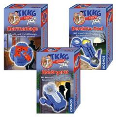 Bild zu KOSMOS TKKG Detektivset (Alarmanlage + Detektivtool + Abhörgerät) für 24,95€ (Vergleich: 31,05€)