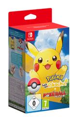 Bild zu Pokémon: Let's Go, Pikachu! + Pokéball Plus [Nintendo Switch] für 49€ (Vergleich: 76,95€)