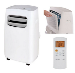 Bild zu comfee SOGNIDORO-09E mobiles Klimagerät (EEK: A, Kühlen, Entfeuchten, Ventilieren) für 255€ (Vergleich: 349€)