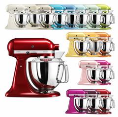 Bild zu [B-Ware] KitchenAid ARTISAN Küchenmaschine 5KSM175PS 4,8 Liter für je 319,50€ (Vergleich: 400,17€)