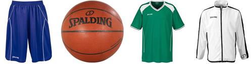 Bild zu SportSpar: Spalding Basketball Artikel ab 4,99€ zzgl. 3,95€ Versand