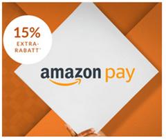 Bild zu Engelhorn: 15% Rabatt auf fast Alles beim Bezahlen mit Amazon Pay