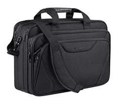 Bild zu KROSER Laptop Aktentasche (bis zu 17,3 Zoll, erweiterbar) für 23,99€