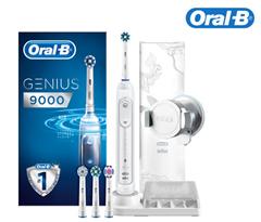 Bild zu Elektrische Zahnbürste Oral-B Genius 9000 für 75,90€ (Vergleich: 89,10€)