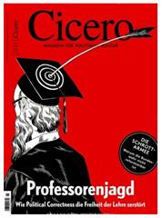 """Bild zu Jahresabo (12 Ausgaben) der Zeitschrift """"Cicero"""" für 117,60€ + 100€ Amazon.de Gutschein oder 95€ Verrechnungsscheck"""