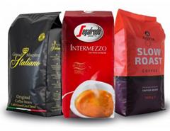 Bild zu Kaffeevorteil: Genusspaket mit drei verschiedenen Kaffeesorten/Bohnen (je 1kg) für 29,99€
