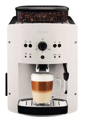 Bild zu KRUPS EA8105 Kaffeevollautomat (1.7 Liter Wassertank, 15 bar, Weiß) für 180,62€ (Vergleich: 210€)