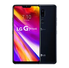 Bild zu LG G7 ThinQ 64 GB New Aurora Black für 302,83€ (Vergleich: 345,80€)