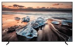 Bild zu SAMSUNG GQ65Q900RGT QLED TV (Flat, 65 Zoll/163 cm, QLED 8K, SMART TV) für 2.560,08€ (Vergleich: 2.997,99€) + gratis Samsung Galaxy S10e im Wert von 496€