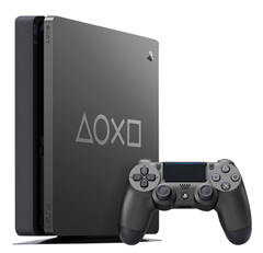 Bild zu Sony PlayStation 4 (PS4) Slim 1TB Days of Play Limited Edition für 256,25€ (Vergleich: 298,99€)