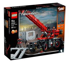 Bild zu LEGO Technic – 2 in 1 Geländegängiger Kranwagen (42082) für 149,99€ (Vergleich: 167,88€)