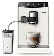 Bild zu Kaffeevollautomat Philips Saeco 3000 Series HD8830/12 mit Milchaufschäumer für 209,90€ (Vergleich: 379,99€)
