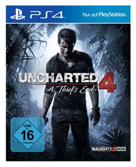 Bild zu Uncharted 4: A Thief's End (PS4) für 9,99€ (Vergleich: 16,90€)