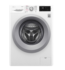Bild zu LG F14WM9KS1 Waschmaschine (9 kg, 1400 U/Min., A+++) für 399€