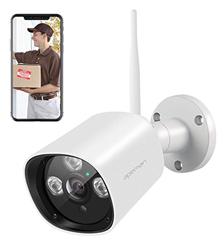 Bild zu APEMAN 1080P WLAN Überwachungskamera für Außen (wasserdicht, 20m Nachtsichtfunktion, Bewegungserkennung) für 41,99€