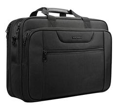 Bild zu KROSER Laptop Aktentasche (bis zu 18 Zoll, erweiterbar) für 28,49€