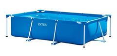 Bild zu Intex Frame Pool Family III 300 x 200 x 75 cm ohne Filterpumpe für 54,90€ (Vergleich: 69,99€)