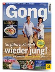 Bild zu Jahresabo Gong (52 Ausgaben) für 114,60€ + bis zu 110€ Prämie + 1 Monat gratis bei Bankeinzug