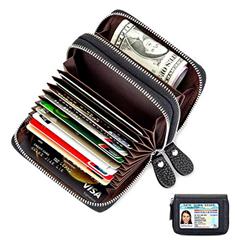 Bild zu LEBEXY Kartenetui (Geldbörse mit RFID Schutz) für 7,98€