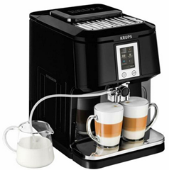 Bild zu Krups EA8808 Kaffeevollautomat Two-in-One-Touch Funktion für 287,91€ (Vergleich: 439€)