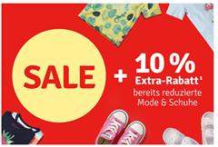 Bild zu MyToys: 10% Extra Rabatt auf bereits reduzierte Mode & Schuhe