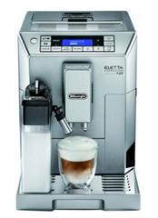 Bild zu DeLonghi ECAM 45.366.S Kaffeevollautomat Eletta für 422,91€ (Vergleich: 519,99€)