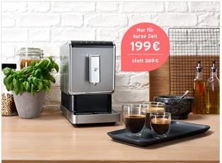 Bild zu [Super] Tchibo Kaffeevollautomat »Esperto Caffè« für 199€ – 70€ gespart – Stiftung Warentest Gut (2.0)