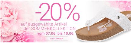Bild zu Gebrüder Götz: 20% Rabatt auf die aktuelle Sommerkollektion + kostenloser Versand