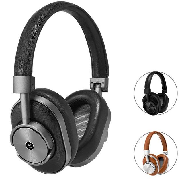 Bild zu Master & Dynamic MW60 Over-Ear-Kopfhörer mit Bluetooth für 249,95€ (Vergleich: 299€)