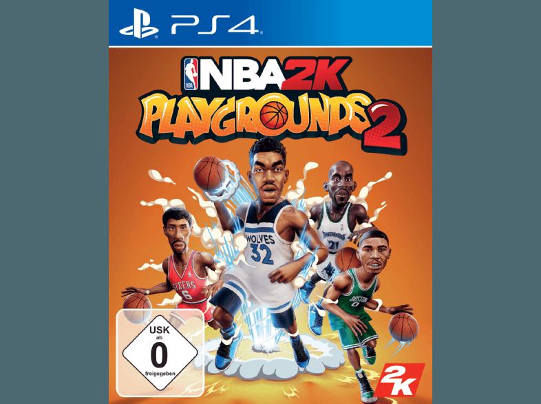 Bild zu NBA 2K Playgrounds 2 [PS4] für 9€ (Vergleich: 11,50€)