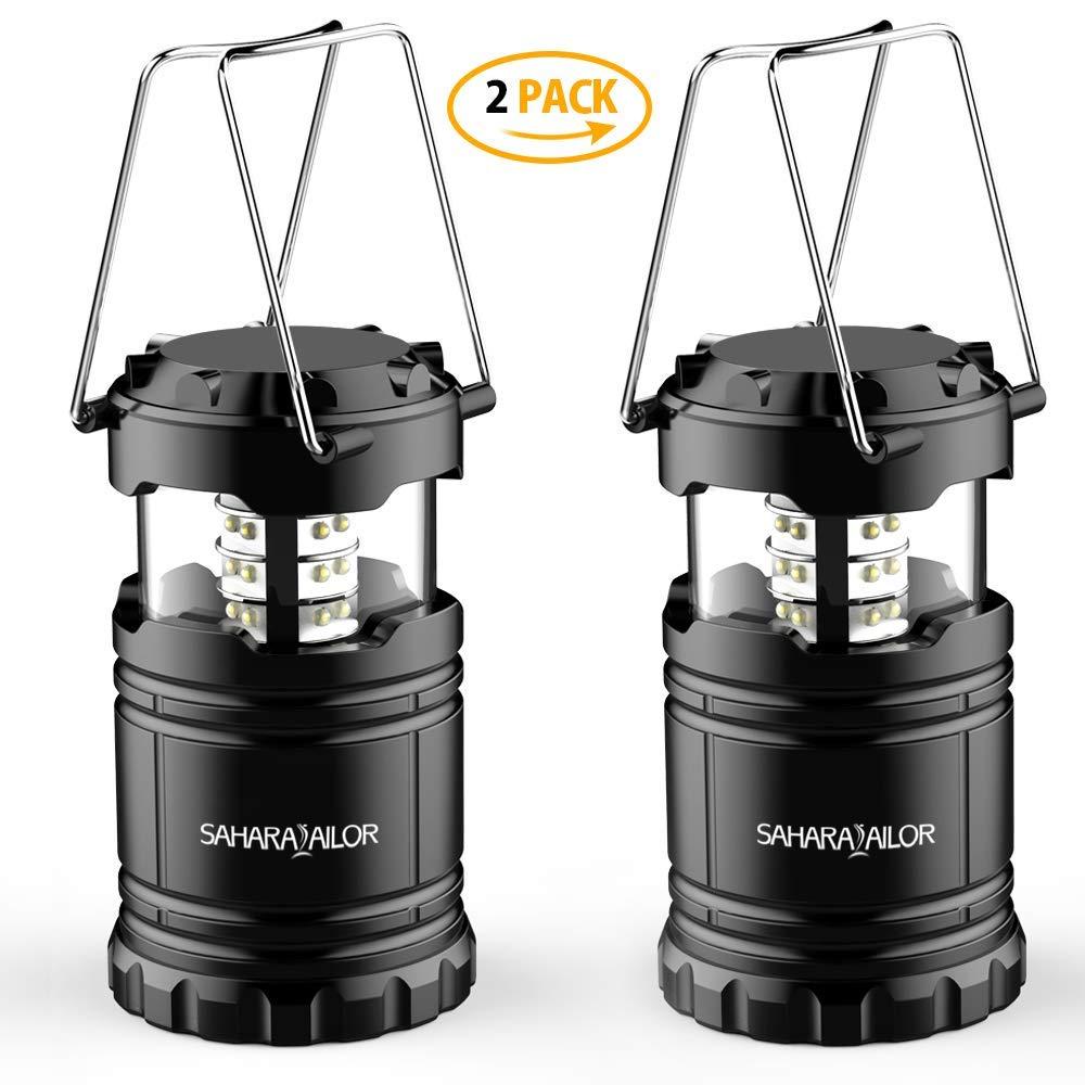 Bild zu LED-Camping Lampe Sahara Sailor im Doppelpack für 9,99€