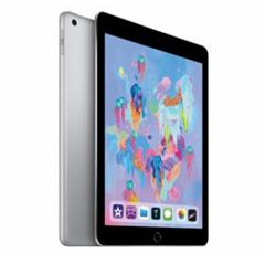 Bild zu Apple iPad (2018) 128GB WiFi spacegrau  (MR7J2FD/A) für 349,90€