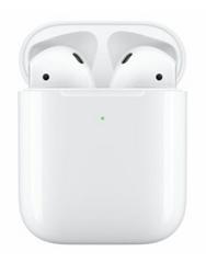 Bild zu Apple AirPods 2. Generation inkl. kabellosem Ladecase für 169,90€ (Vergleich: 190,48€)