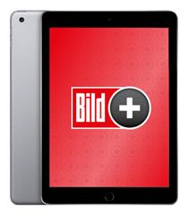 Bild zu BILDplus Premium im 24-Monats-Abo für 14,99€/Monat + gratis Apple iPad 2018 32GB (Wert 295€)