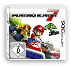 Bild zu Mario Kart 7 – Nintendo 3DS für 28,95€ (Vergleich: 34,95€)