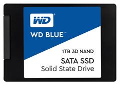 Bild zu WD Blue 3D 1 TB SSD 2.5 Zoll interne Festplatte für 99€ (Vergleich: 119,90€)