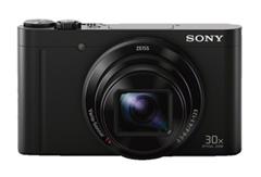 Bild zu SONY Cyber-shot DSC-WX500B Zeiss Digitalkamera (18.2 Megapixel, 30x opt. Zoom, Xtra-Fine-LCD, WLAN) für 182,65€ (Vergleich: 225,30€)
