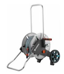 Bild zu Gardena Metall Schlauchwagen AquaRoll M + 20m Schlauch + Zubehör für 58,41€ (Vergleich: 69,99€)