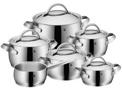Bild zu WMF Concento Kochgeschirr-Set 6-teilig für 260,35€ (Vergleich: 295€)