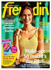 """Bild zu Jahresabo (26 Ausgaben) der """"Freundin"""" für 78€ + 75€ Amazon.de Gutschein für den Werber"""