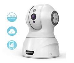 Bild zu CACAGOO Überwachungskamera 1080p WLAN für 28,99€