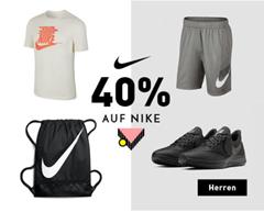 Bild zu MySportswear: 40% Rabatt auf alle Nike Artikel