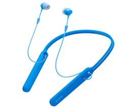 Bild zu SONY WI-C 400, In-ear Kopfhörer Bluetooth Blau für 30,99€ inkl. Versand