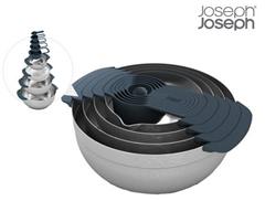 Bild zu Joseph Joseph 100 Collection 9-teiliges Schüsselset für 65,90€ (vergleich: 112,50€)